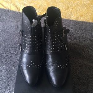 Rebecca Minkoff studded booties